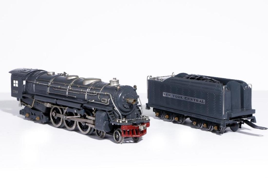 Creswell Standard Gauge 600E Hudson Steam Locomotive - 2