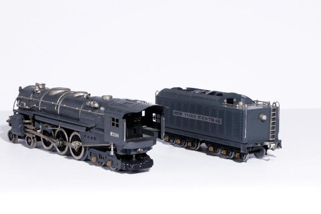Creswell Standard Gauge 600E Hudson Steam Locomotive - 3