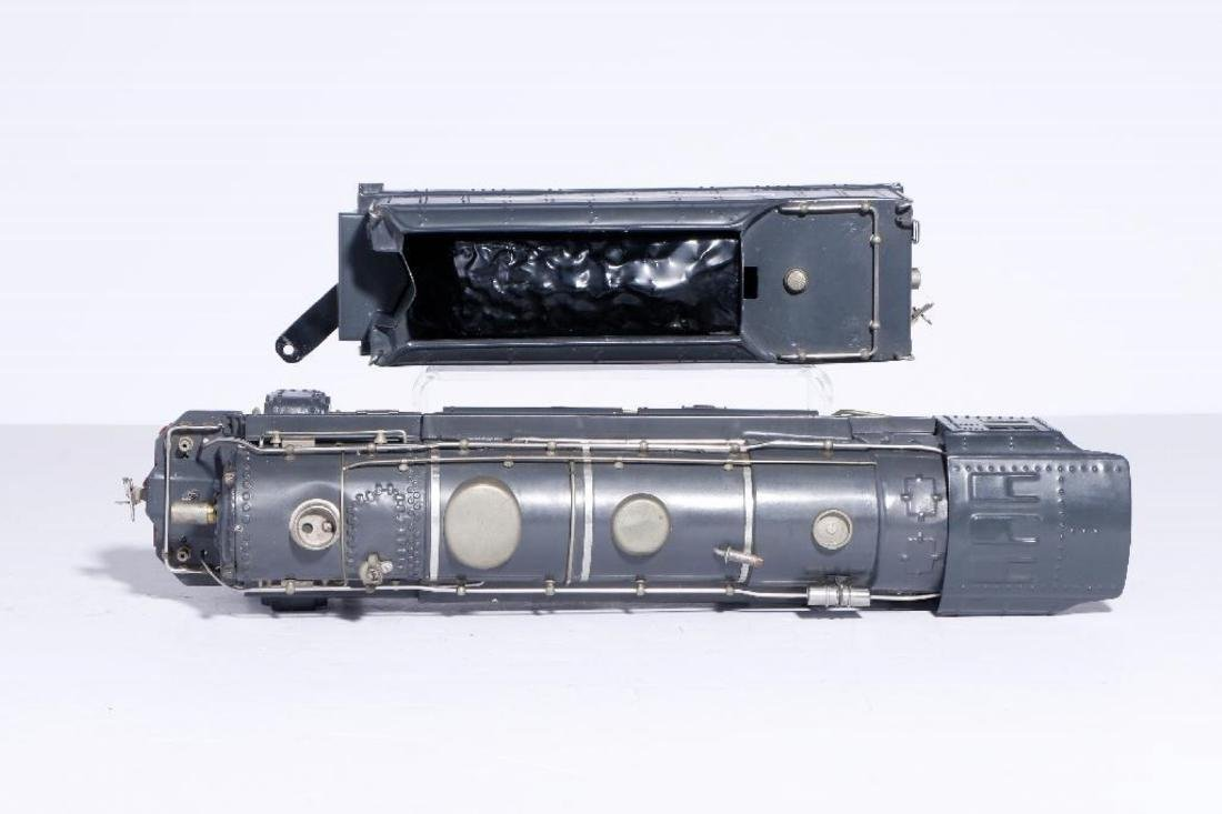 Creswell Standard Gauge 600E Hudson Steam Locomotive - 4