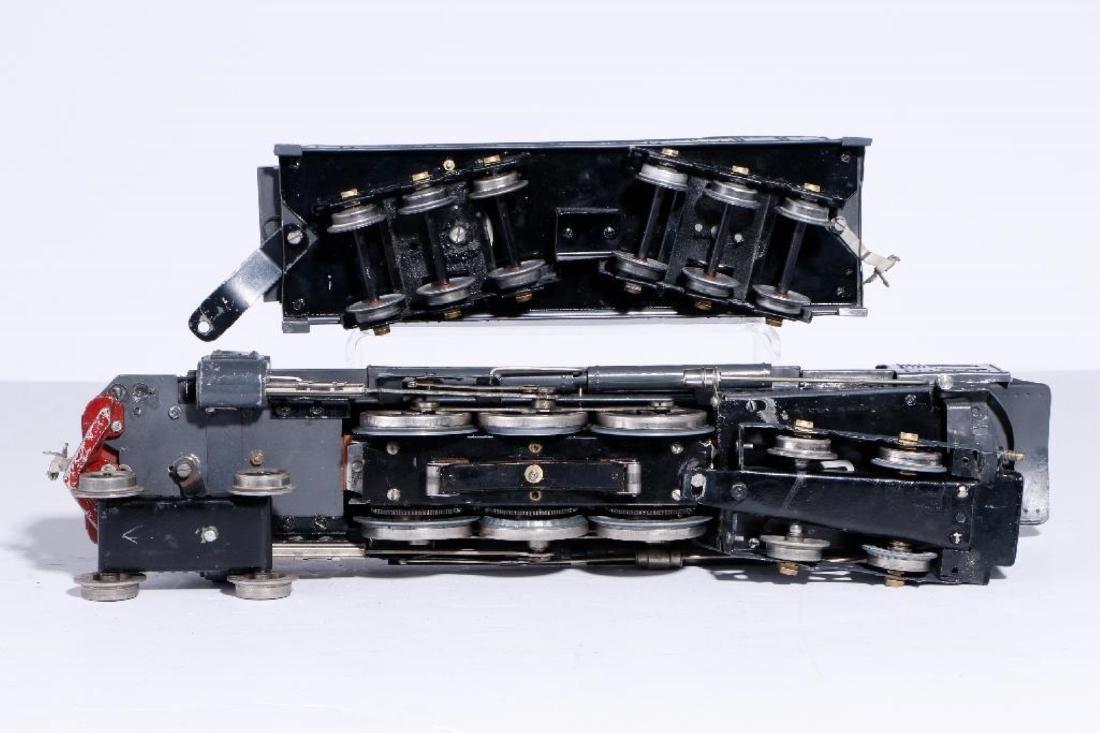 Creswell Standard Gauge 600E Hudson Steam Locomotive - 5