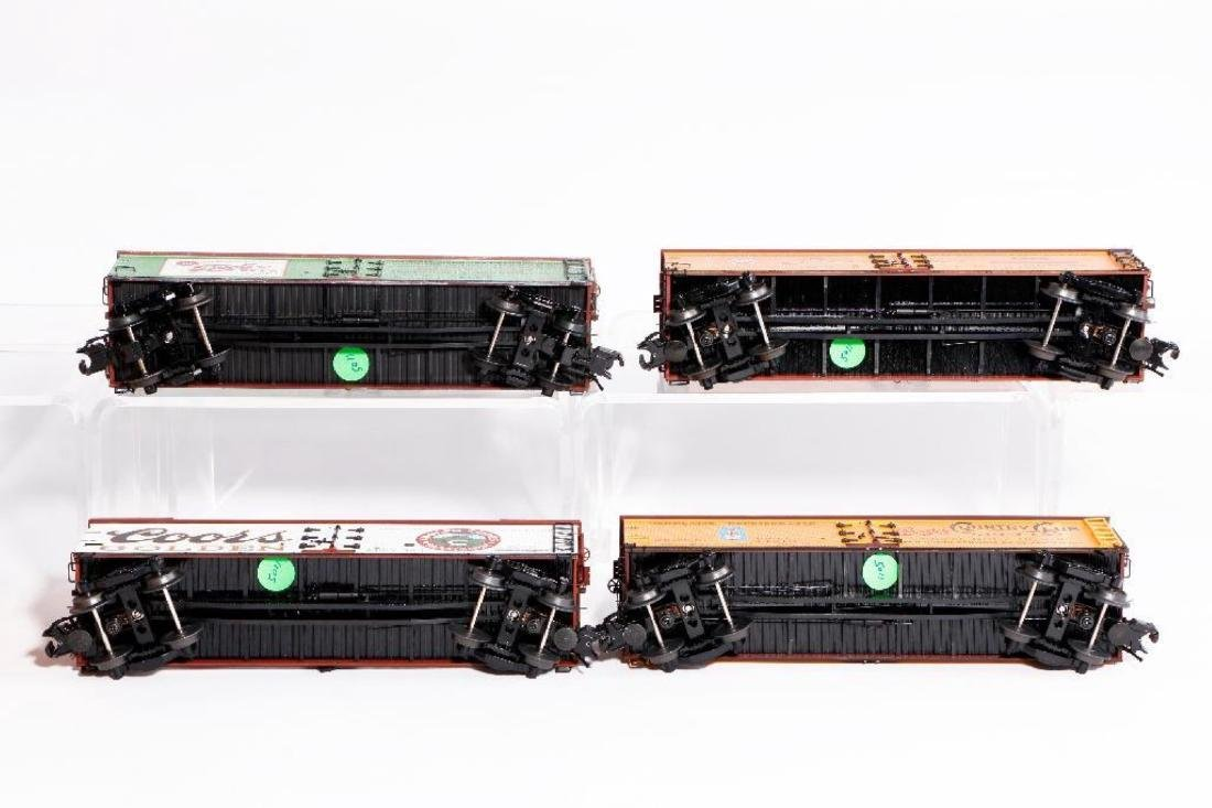 Lot of 8 Atlas O Gauge Woodside Reefers - 3
