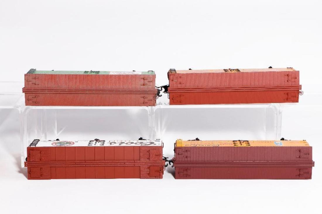 Lot of 8 Atlas O Gauge Woodside Reefers - 4