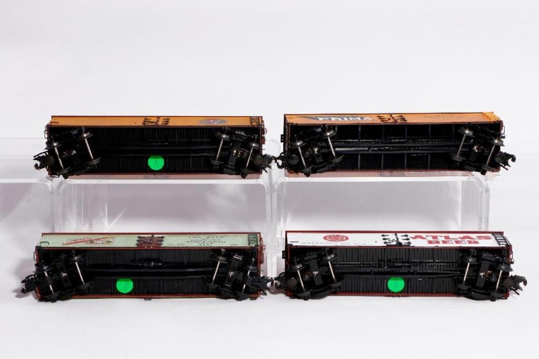 Lot of 8 Atlas O Gauge Woodside Reefers - 5