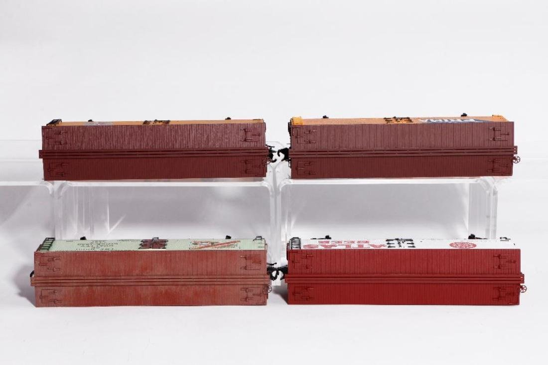Lot of 8 Atlas O Gauge Woodside Reefers - 6
