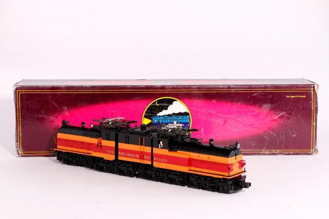 MTH O Gauge Milwaukee Bi-Polar Locomotive - 2