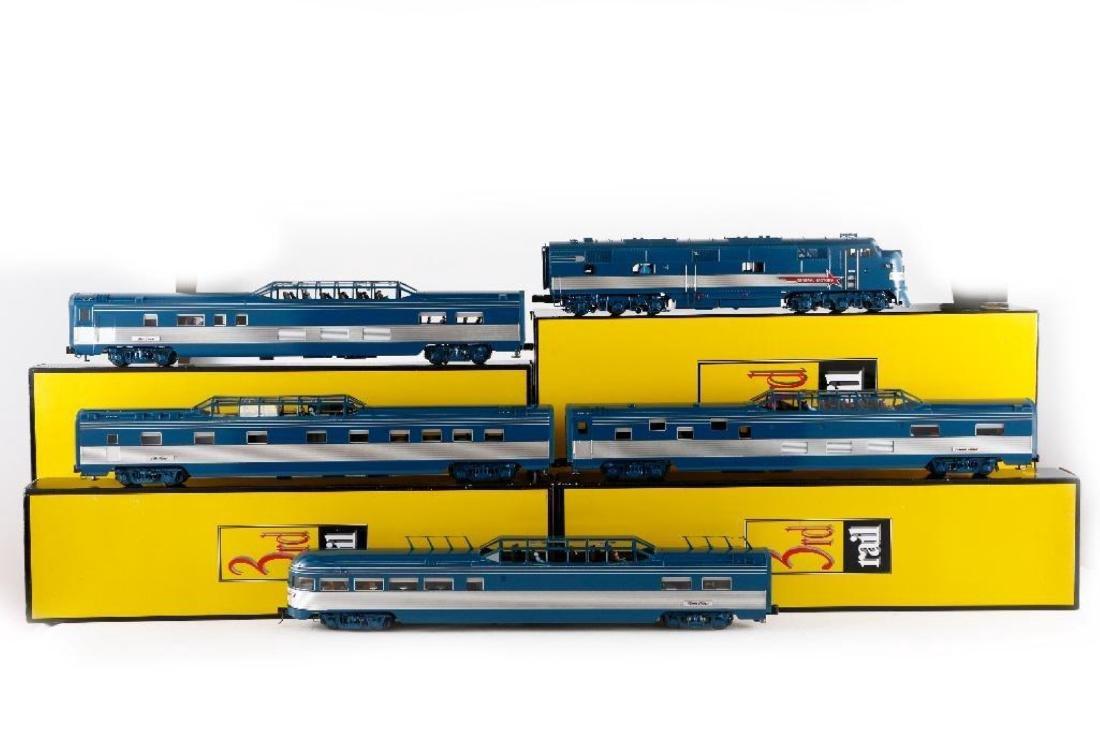 Sunset 3rd Rail GM Train of Tomorrow, O gauge - 3