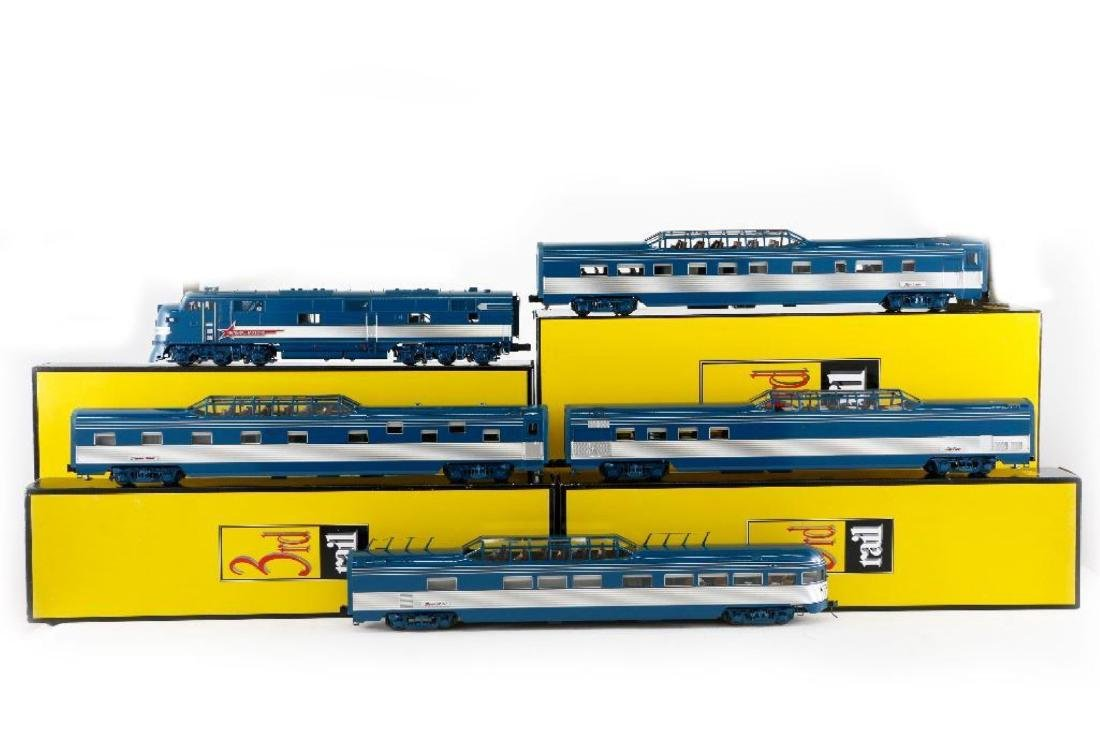 Sunset 3rd Rail GM Train of Tomorrow, O gauge - 6