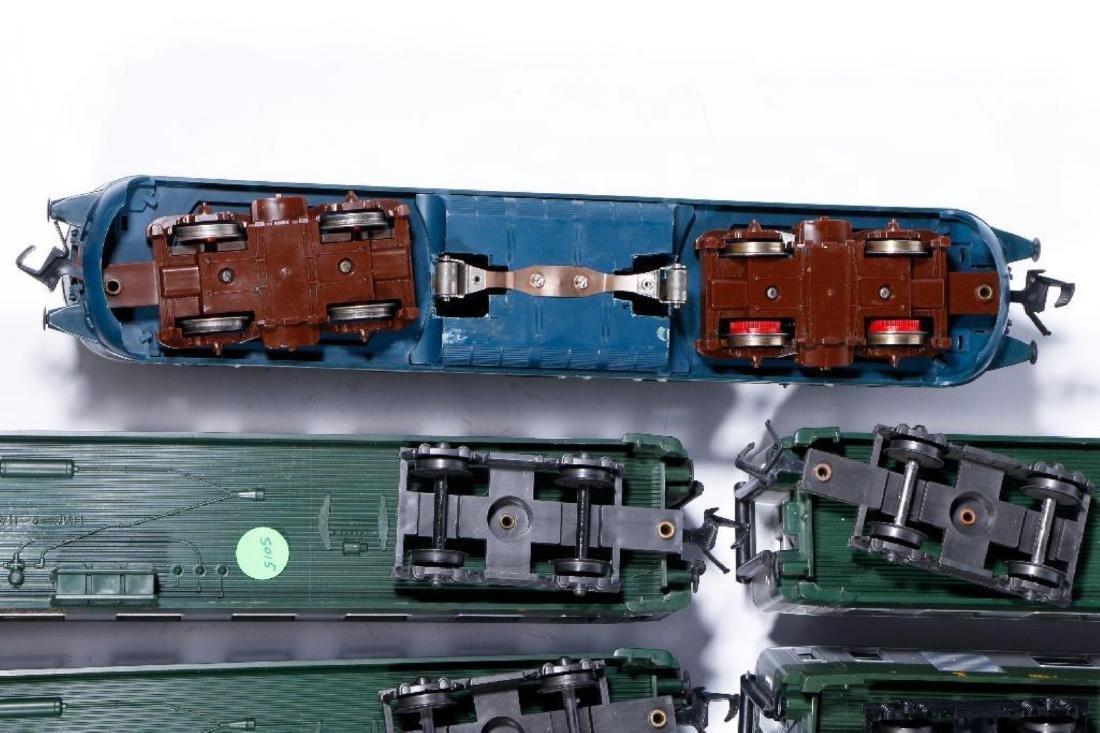 Lima O Gauge 8 European Passenger Cars, Loco - 5