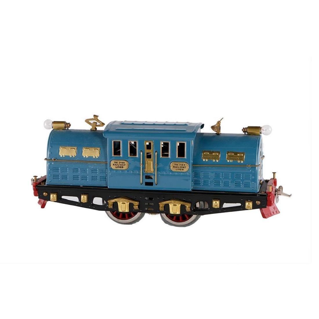 Rich-Art Reproduction Ives Standard Gauge Locomotive