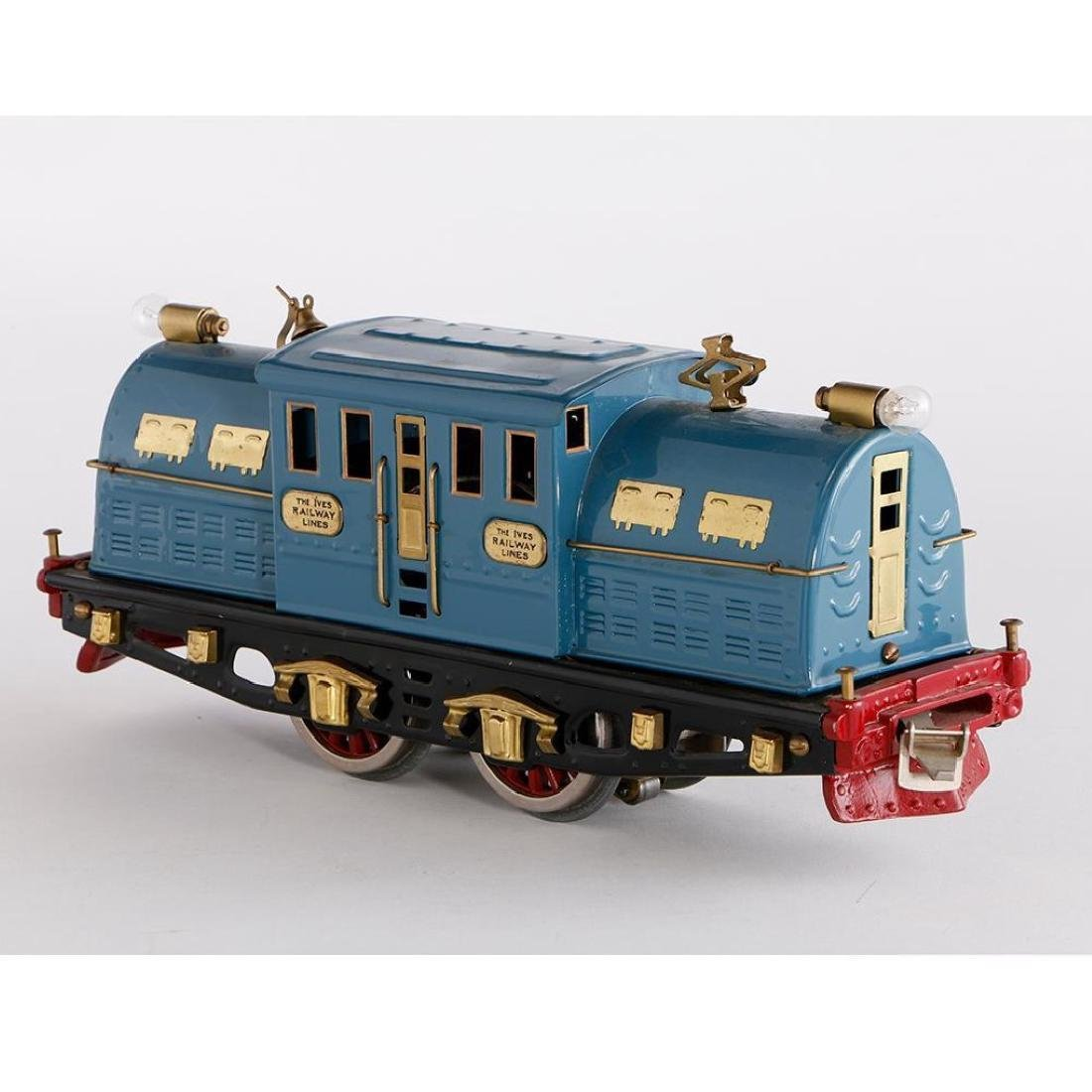 Rich-Art Reproduction Ives Standard Gauge Locomotive - 2