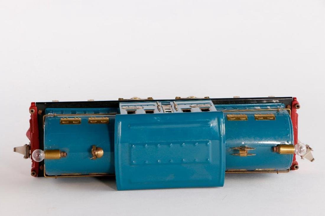 Rich-Art Reproduction Ives Standard Gauge Locomotive - 3