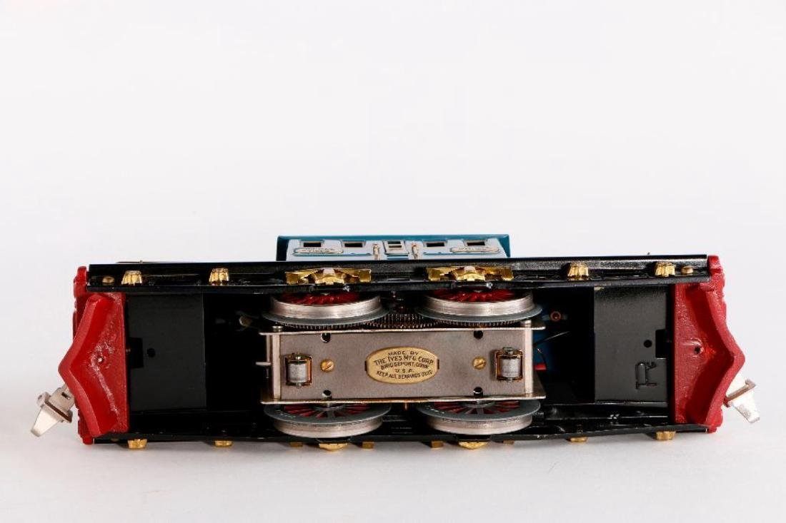 Rich-Art Reproduction Ives Standard Gauge Locomotive - 4
