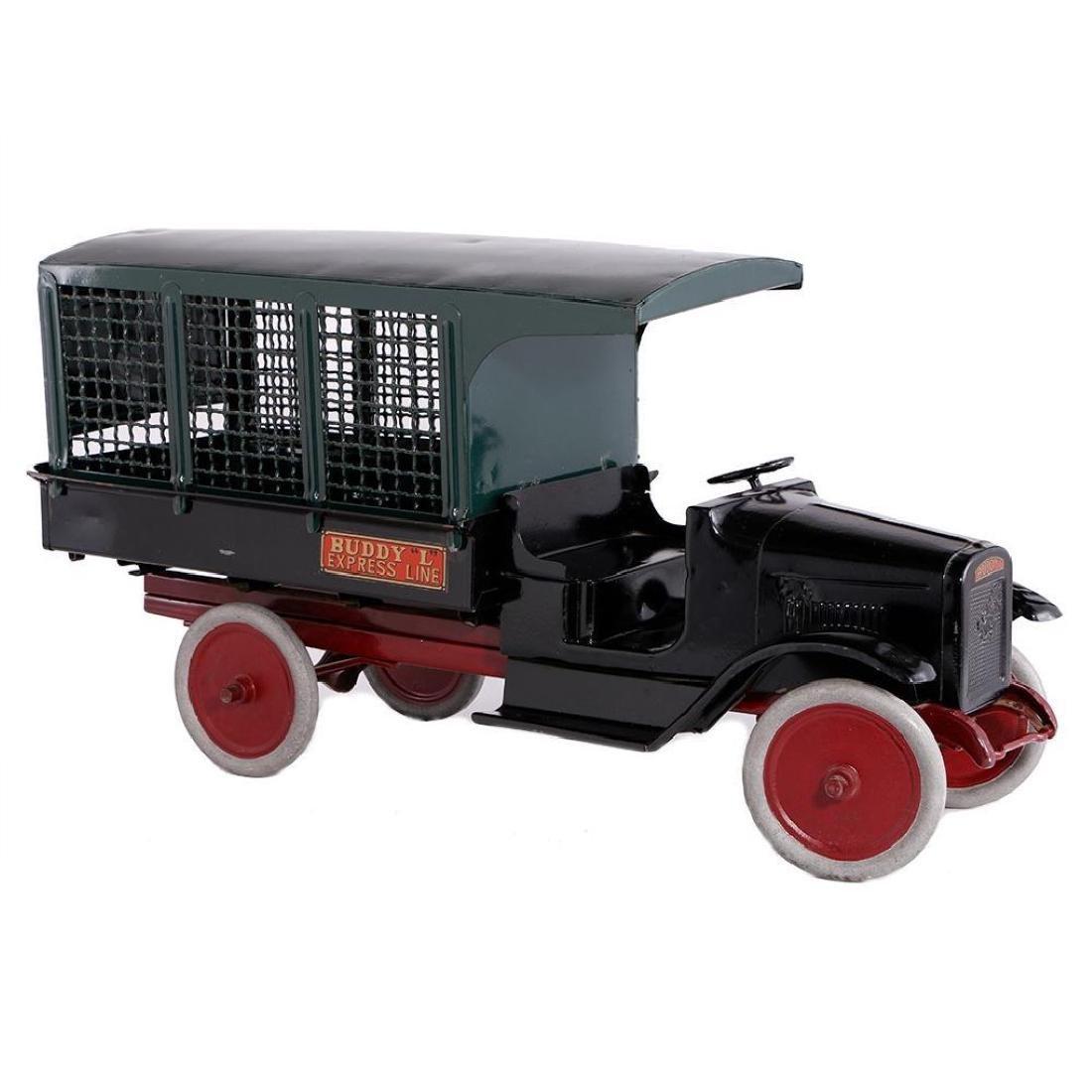 Buddy-L Express Line Pressed Steel Truck