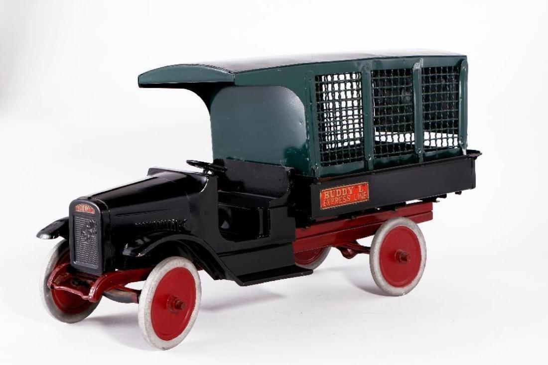 Buddy-L Express Line Pressed Steel Truck - 3