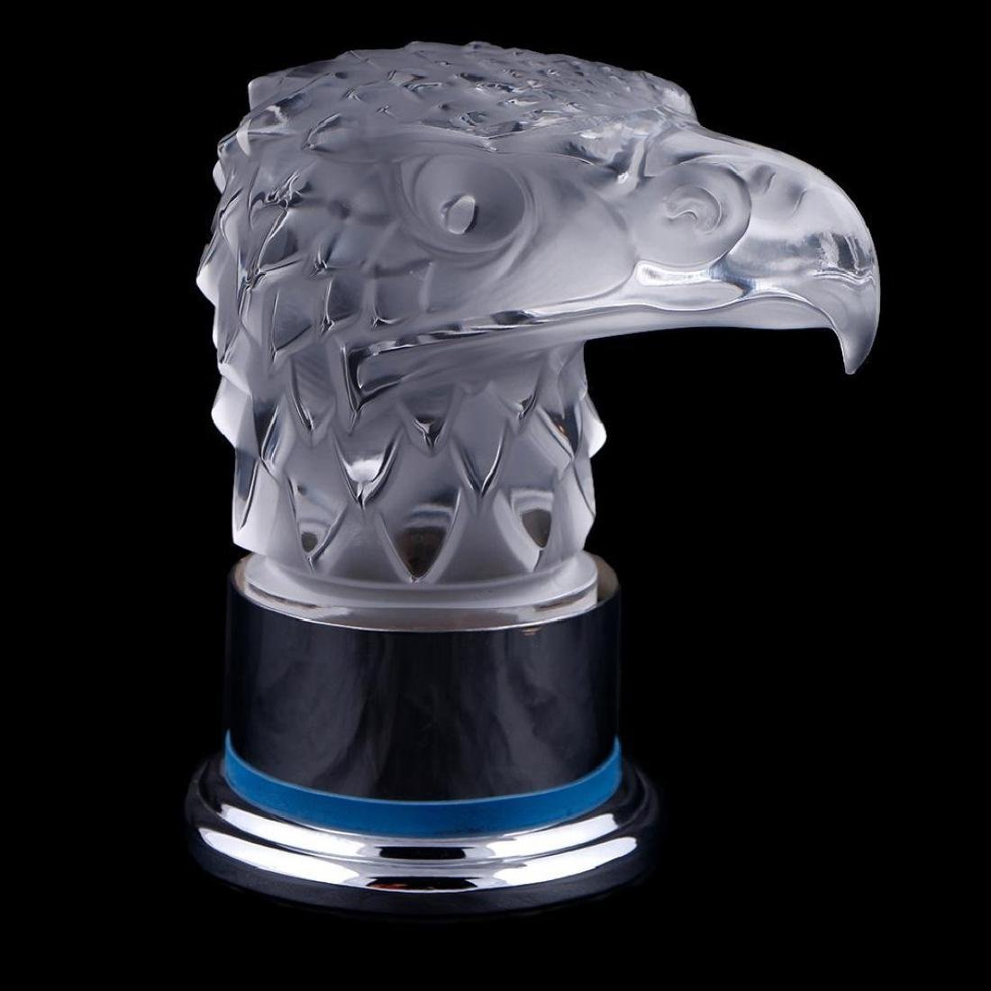 LALIQUE EAGLE CAR MASCOT
