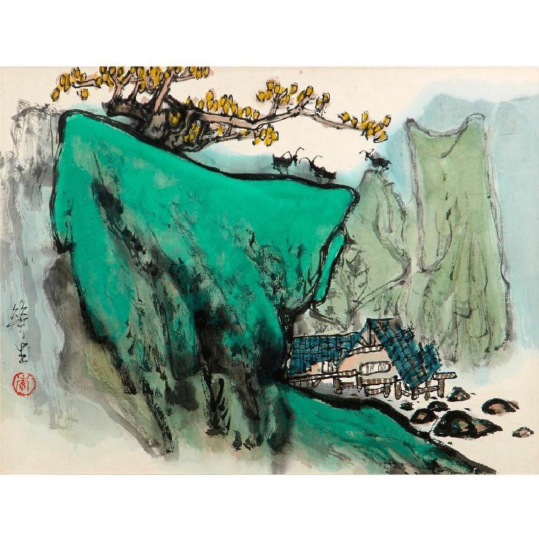 Li Huasheng (1912-2000)