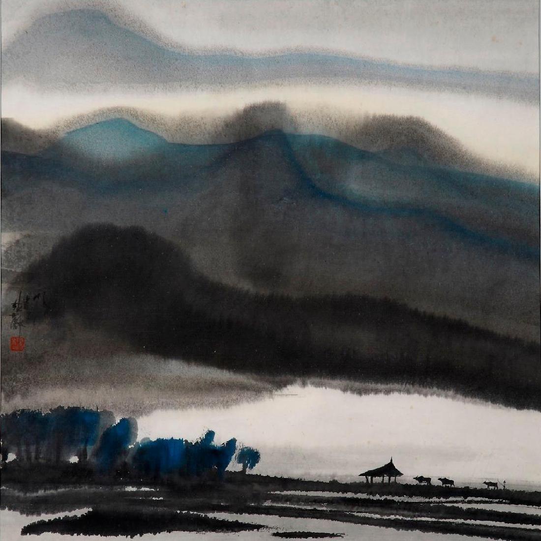Yang Mingyi (b. 1943)