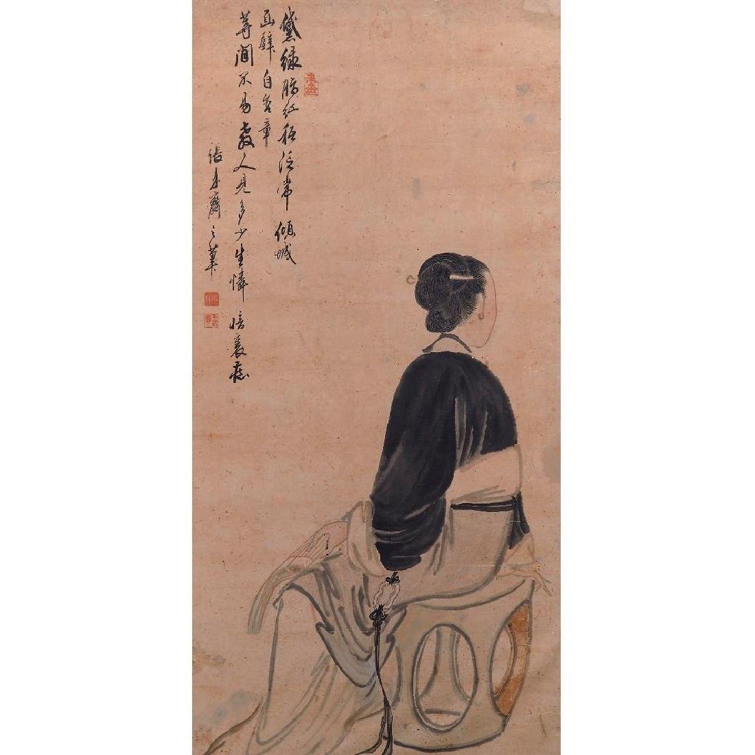 Unidentified Artist (signed Zhang Weizhai, 19th/20th