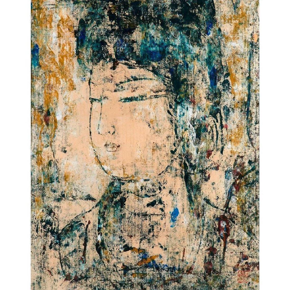 Kong Baiji (b. 1932)