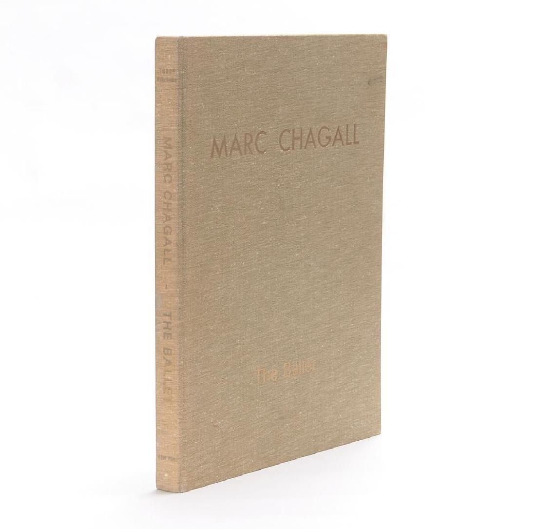 Jacques Lassaigne, Marc Chagall, The Ballet
