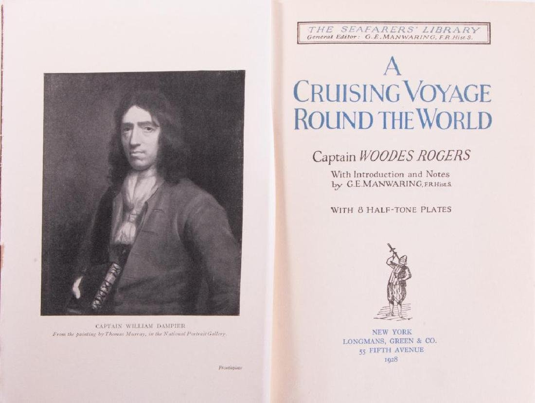 Eight works on Cook's voyages, and other explorations - 4