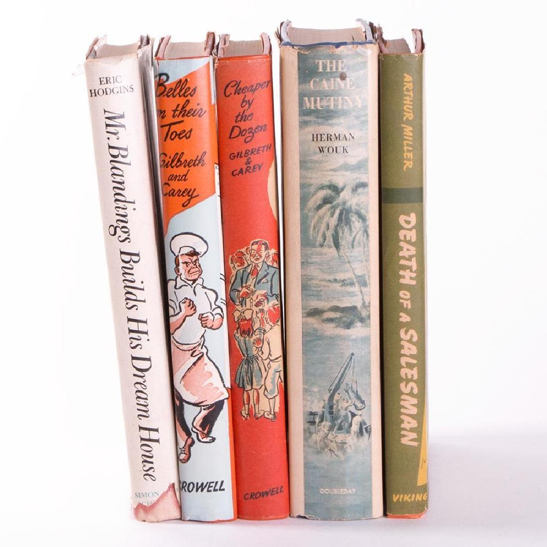 Assortment of Book Club Editions