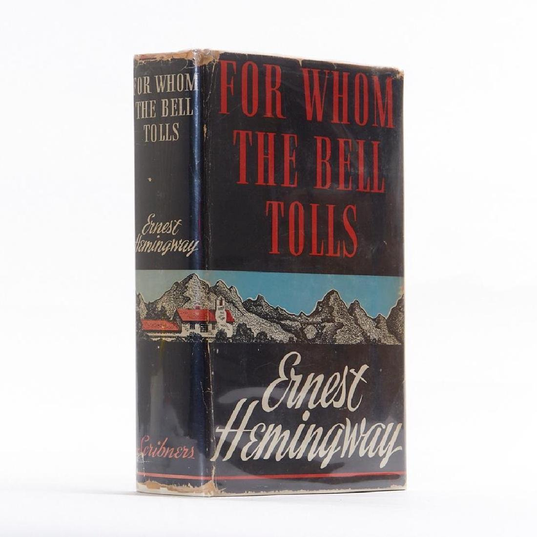 Ernest Hemingway, For Whom the Bell Tolls