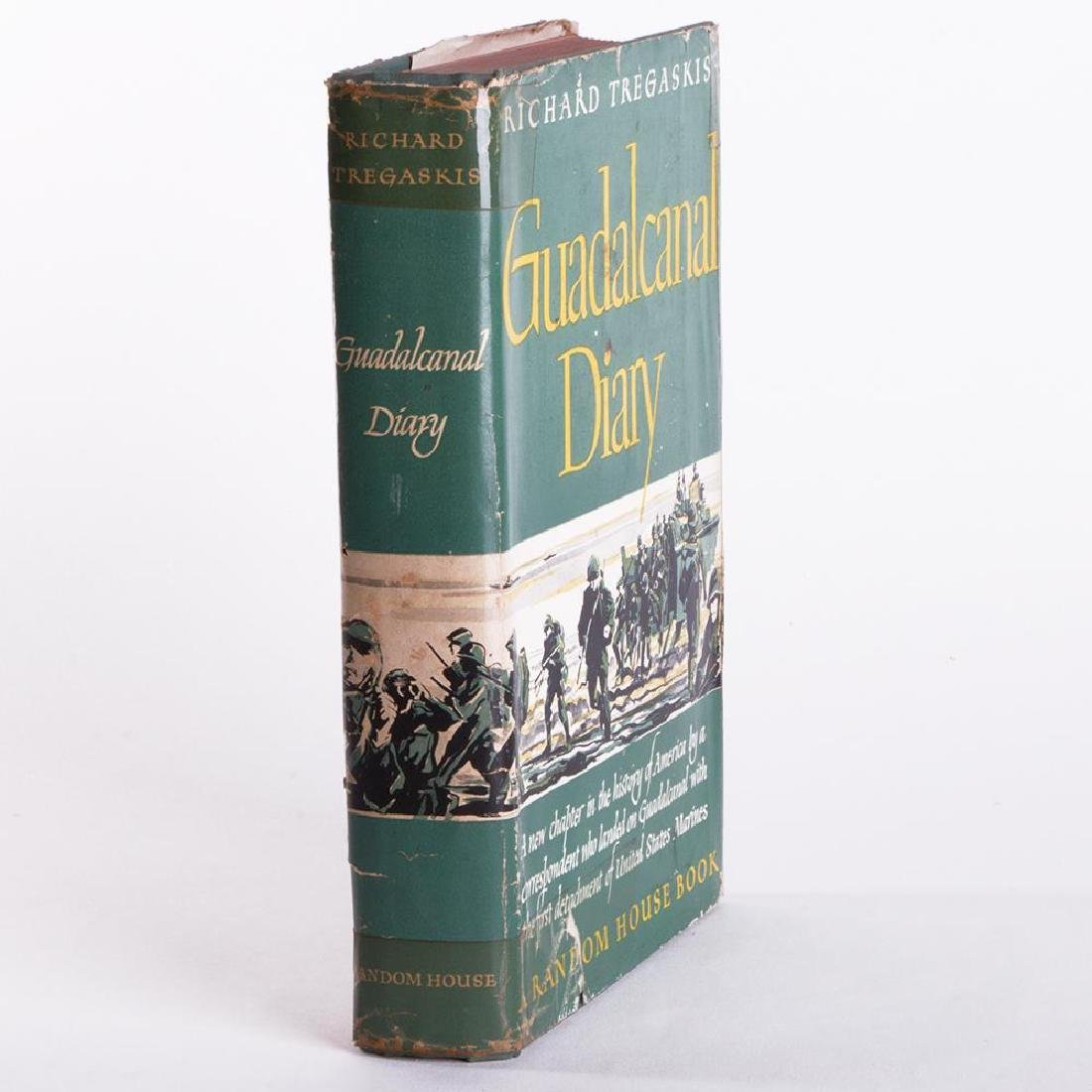 Richard Tregaskis, Guadalcanal Diary
