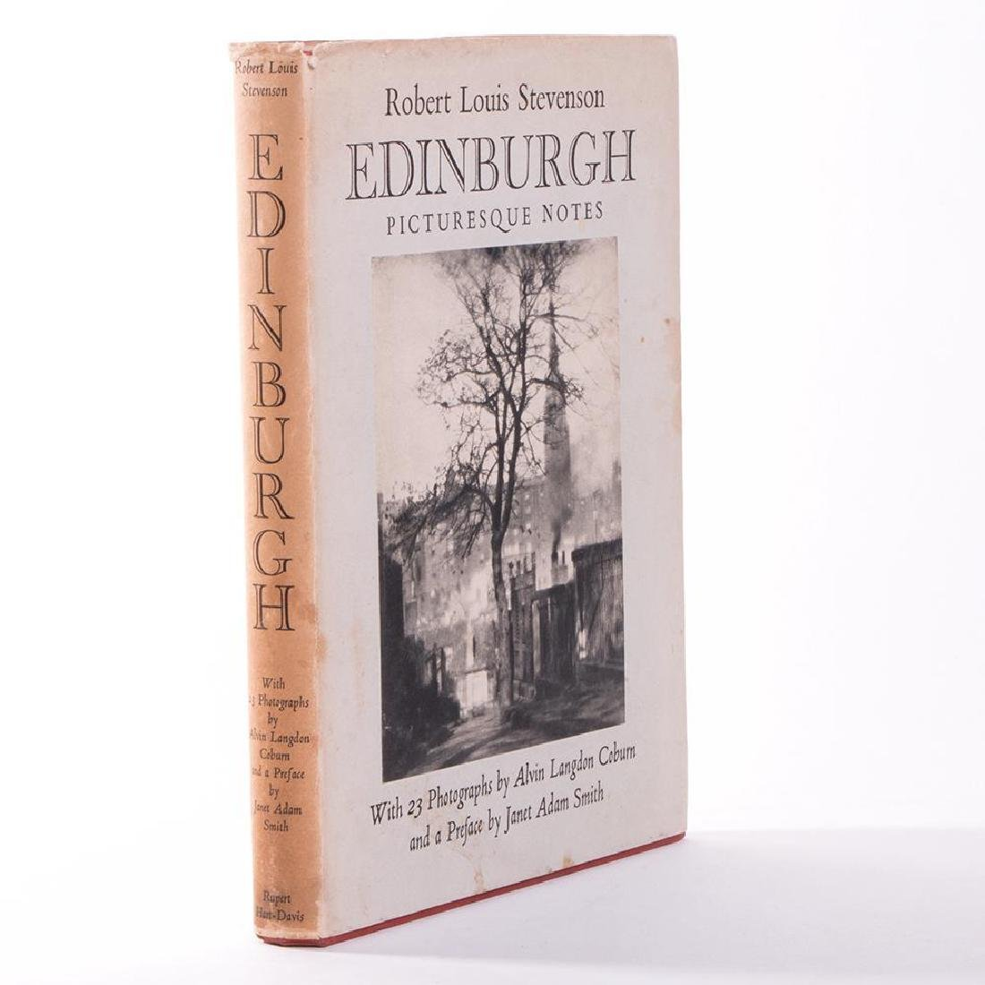 Robert Louis Stevenson, Edinburgh: Picturesque Notes