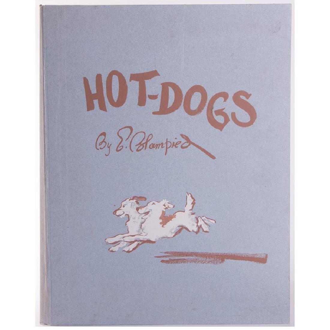 E.Blampied, Hot Dogs: Ten Original Lithographs