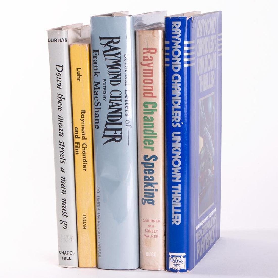 Five works, Raymond Chandler