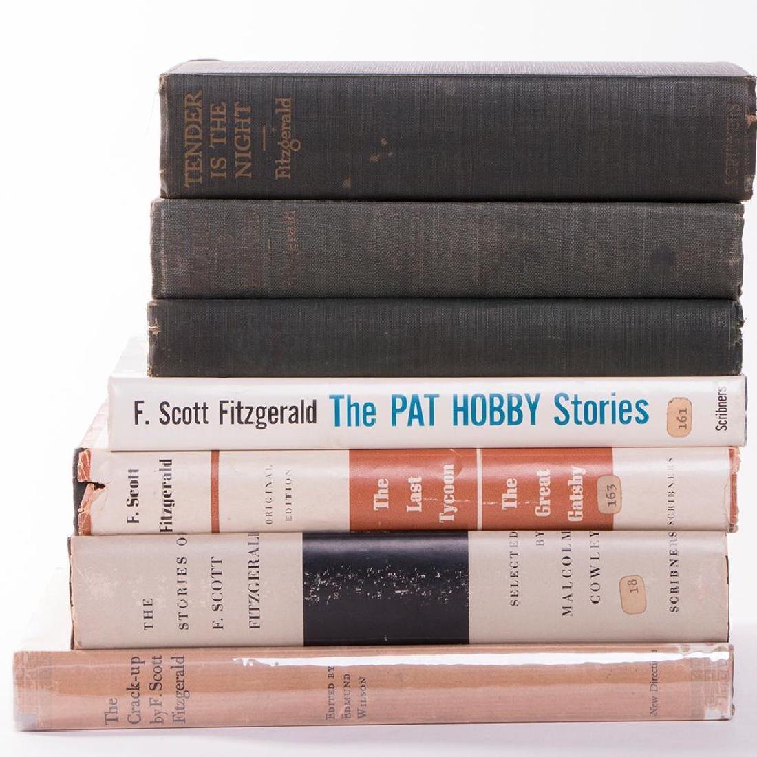 Seven works by F. Scott Fitzgerald