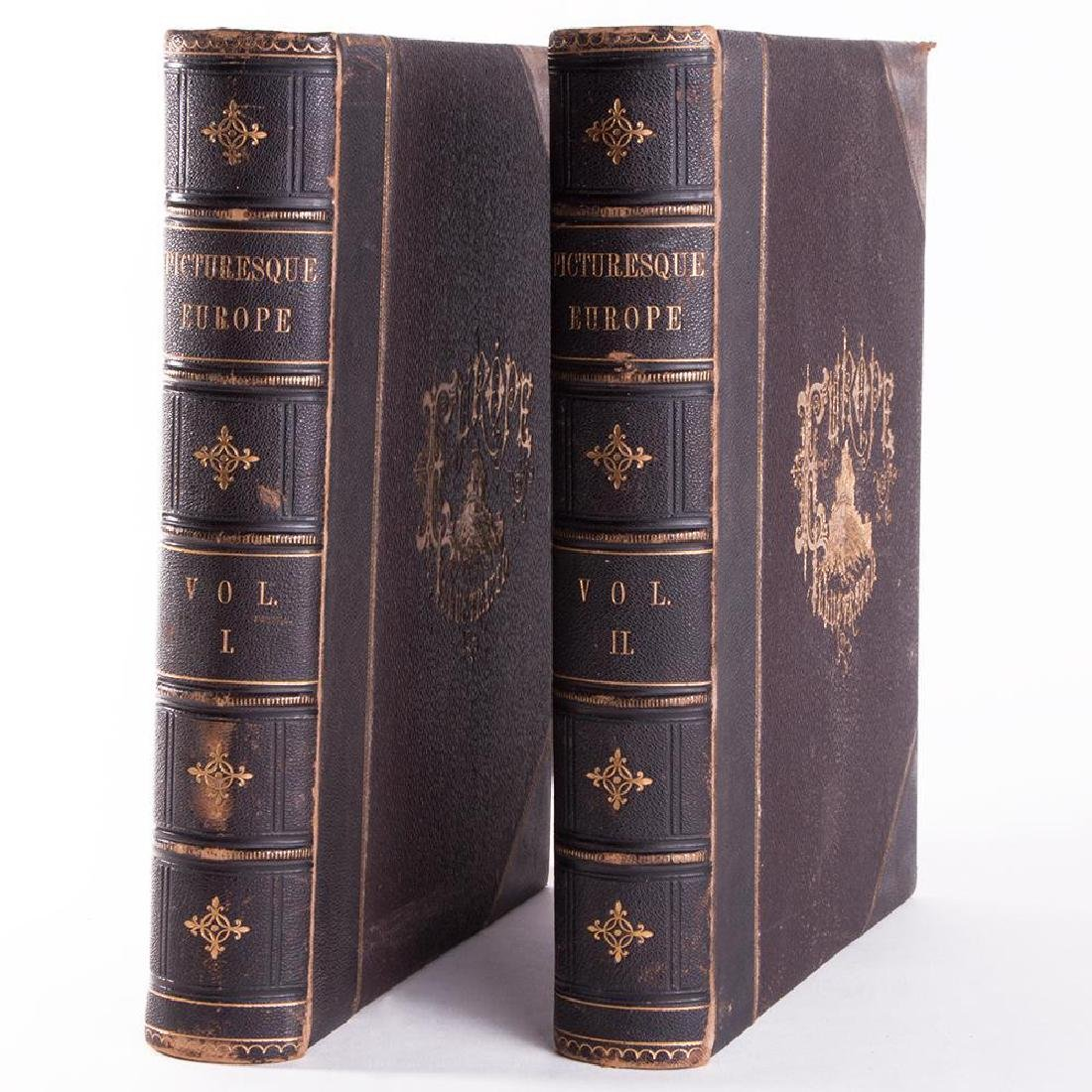Two Volumes, Picturesque Europe