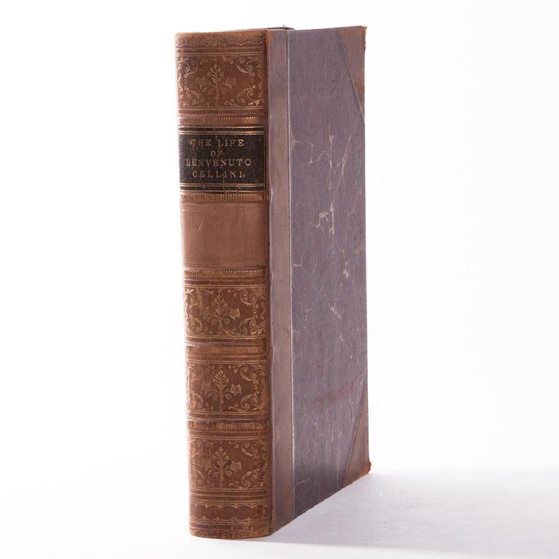 The Life of Benvenuto Cellini. Limited edition