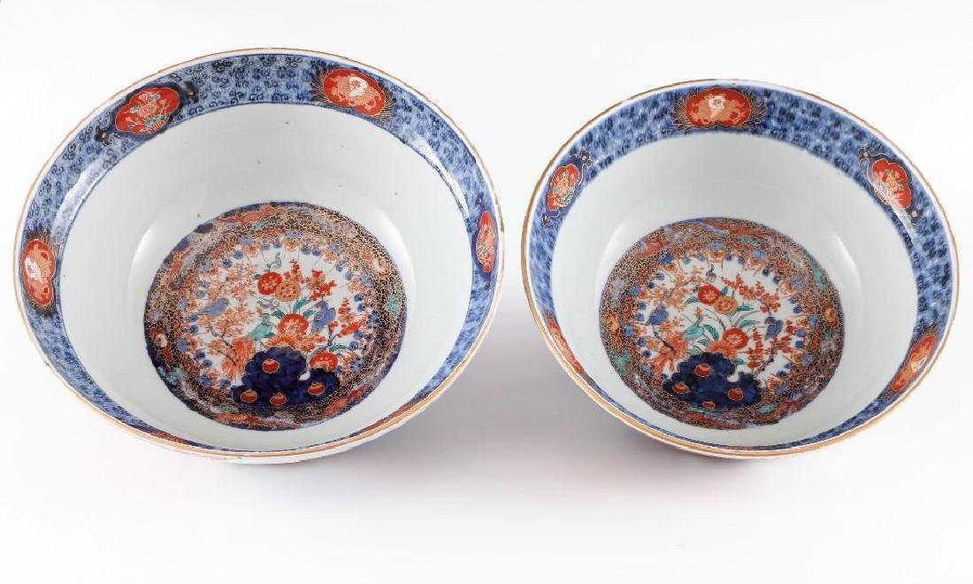 TWO JAPANESE IMARI BOWLS - 5