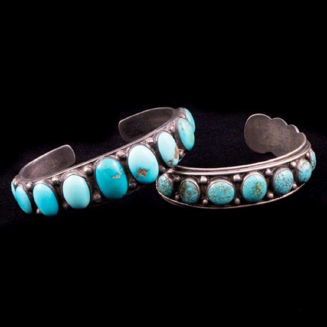 Navajo Cuff Bracelets