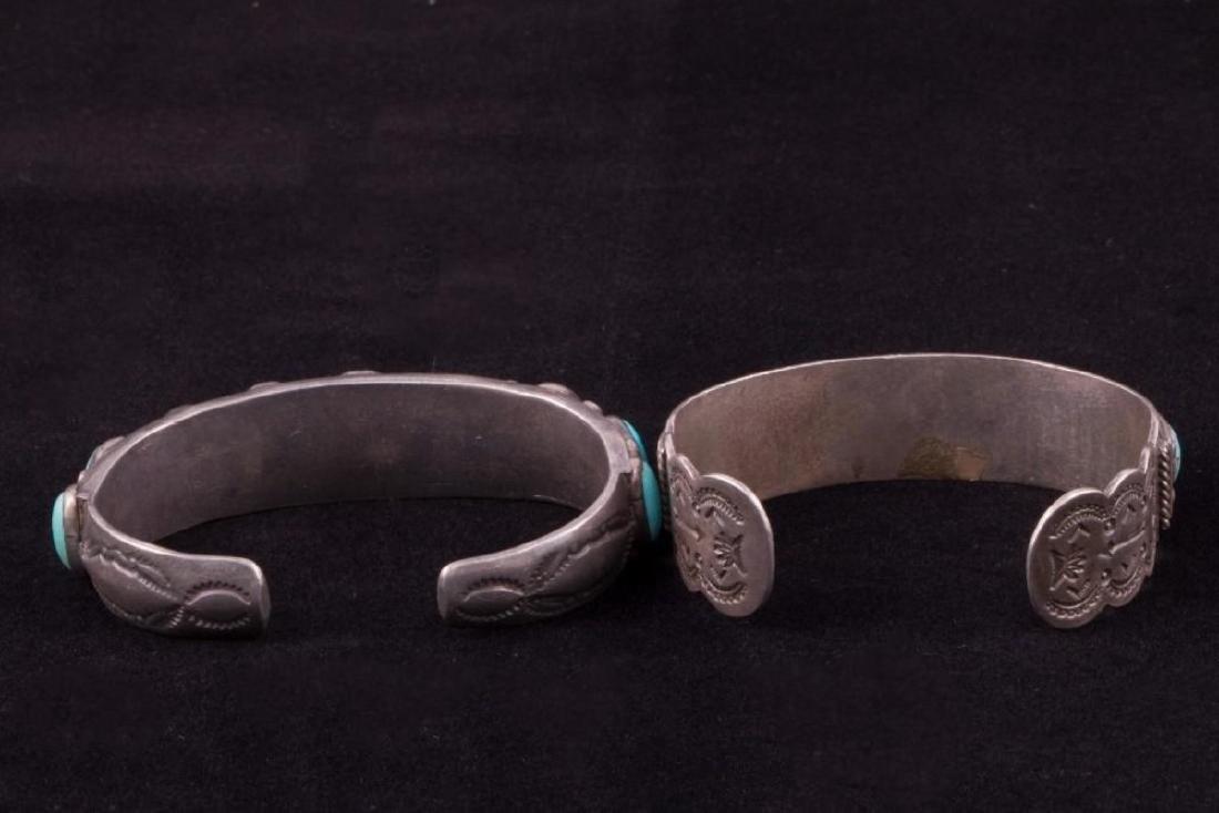 Navajo Cuff Bracelets - 2