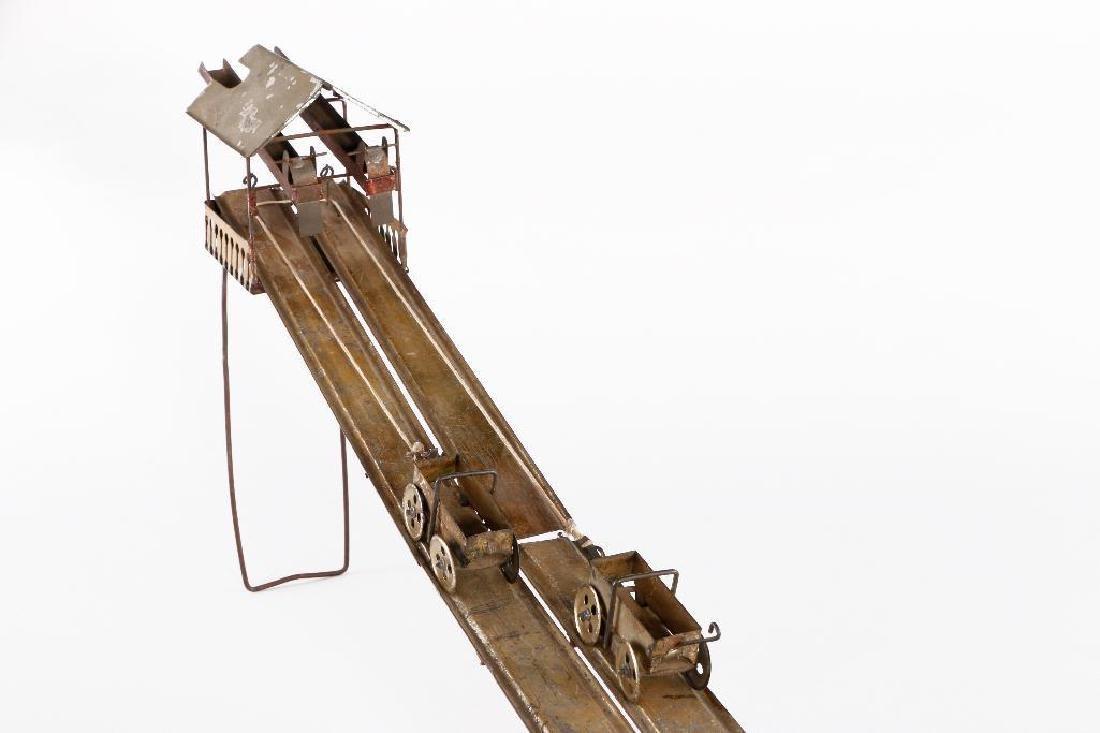 Rare German gravity toy - 3