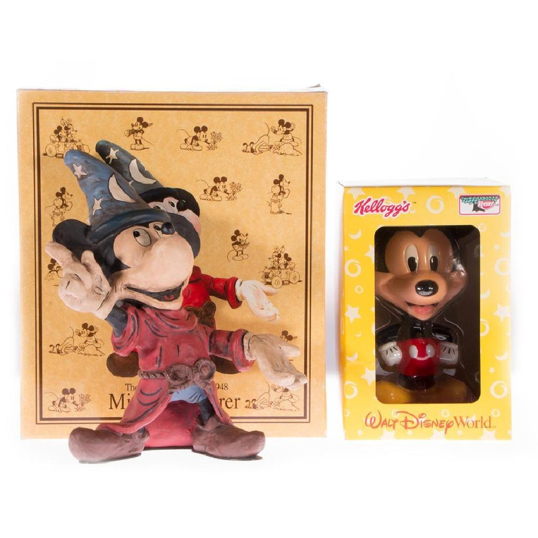 DISNEY COLLECTIBLES - 2