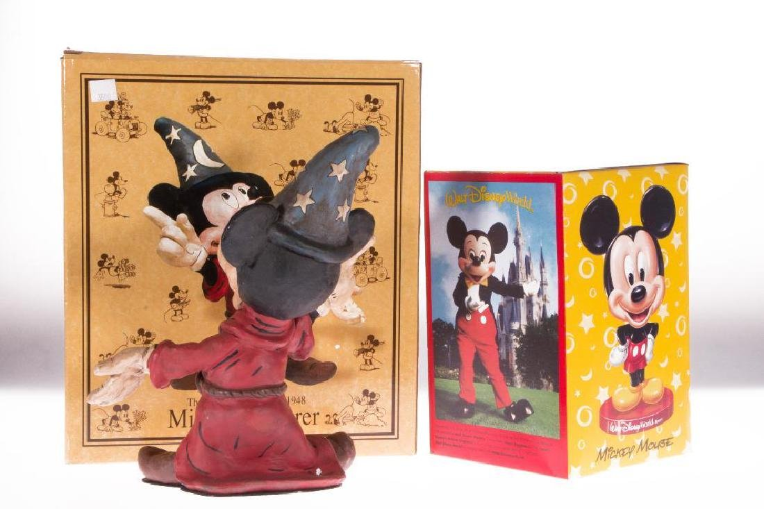 DISNEY COLLECTIBLES - 3