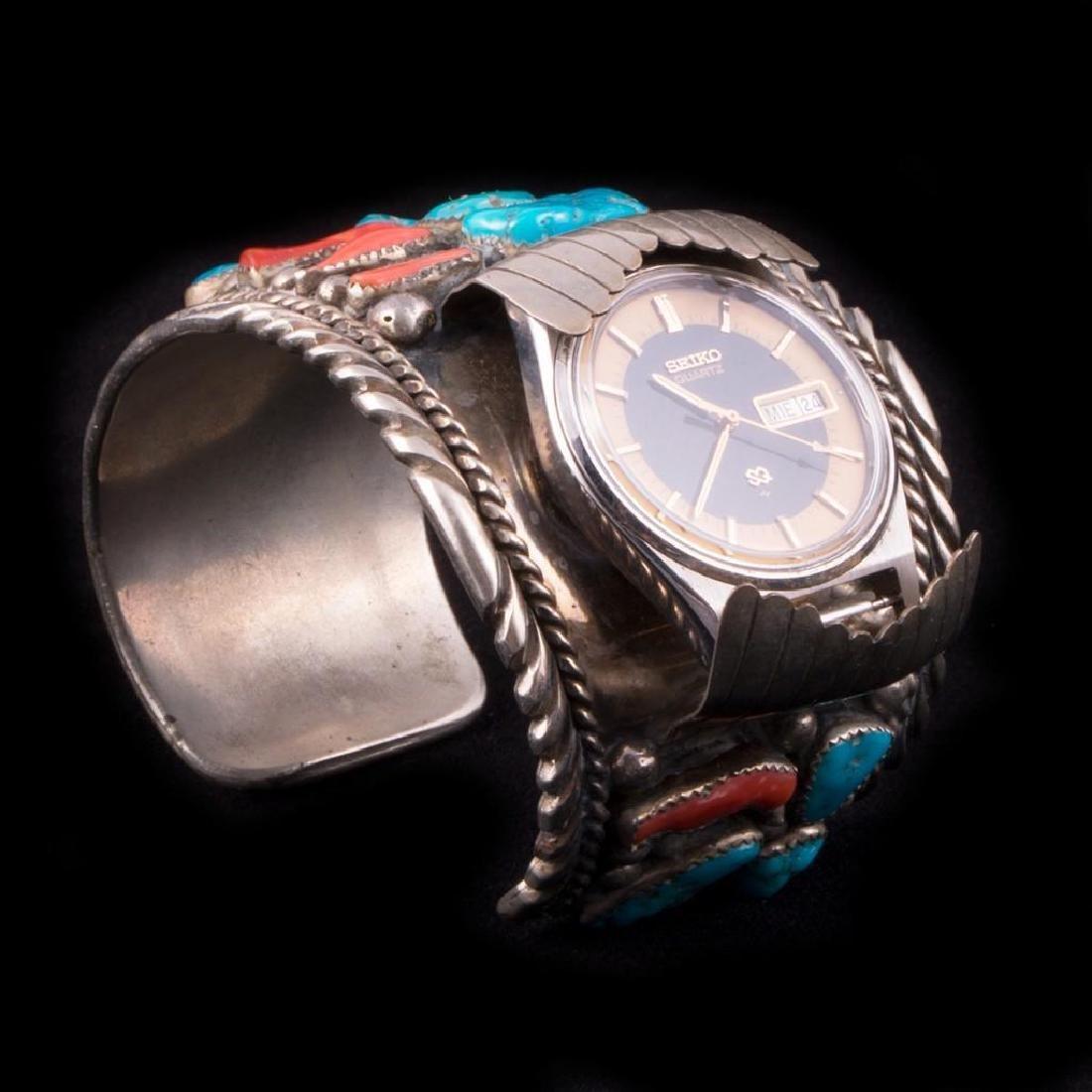 Navajo Watch Cuff