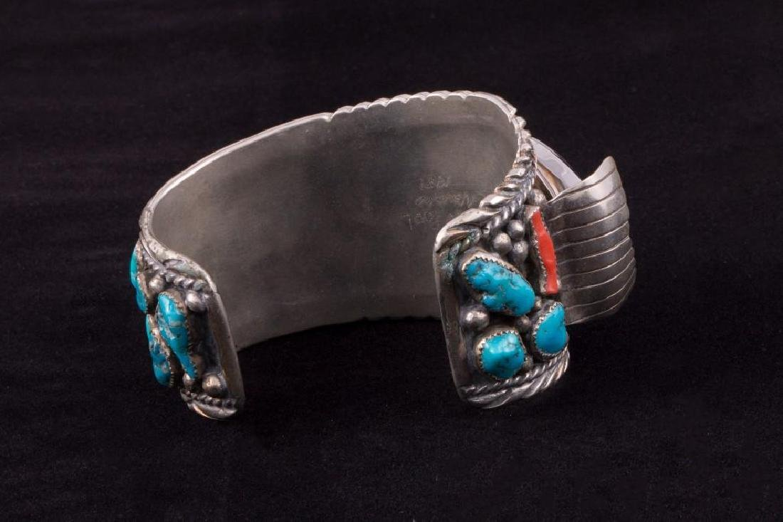 Navajo Watch Cuff - 2
