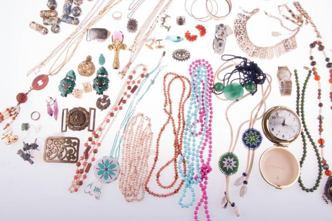 Collection of costume jewelry and assorted items - 3