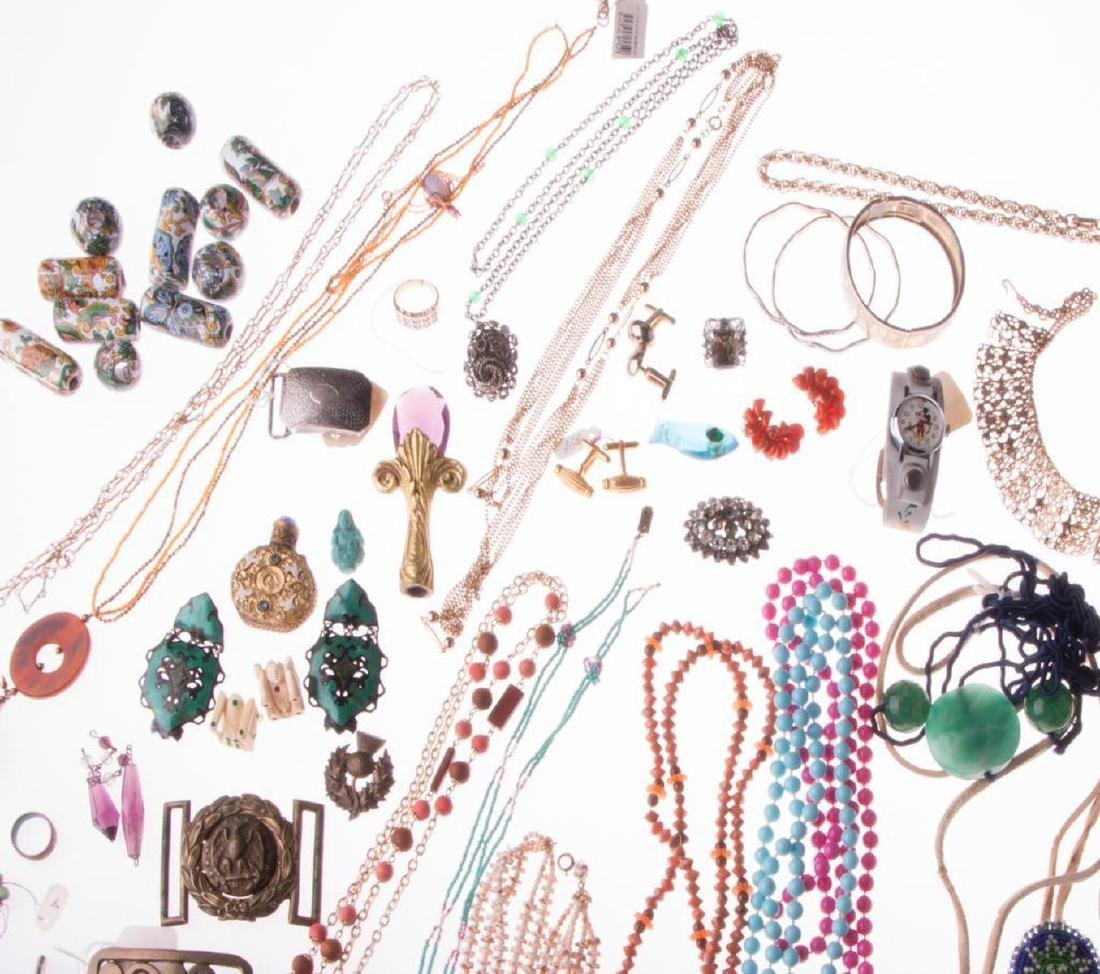 Collection of costume jewelry and assorted items - 4