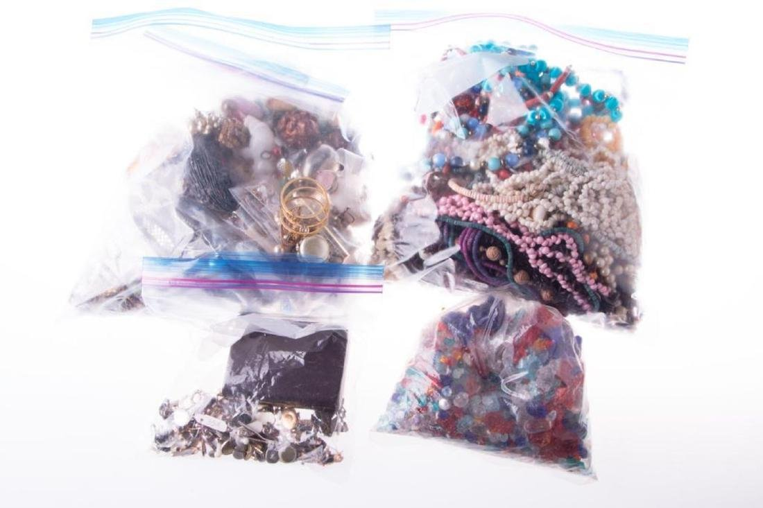 Collection of costume jewelry and assorted items - 5