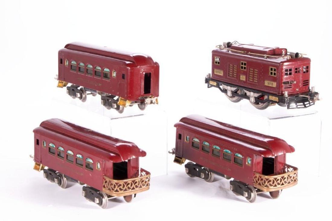 Lionel Standard Gauge Set 350 8/35/36 with Extra 36