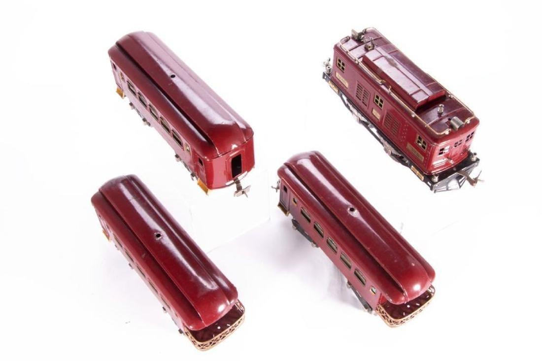 Lionel Standard Gauge Set 350 8/35/36 with Extra 36 - 2