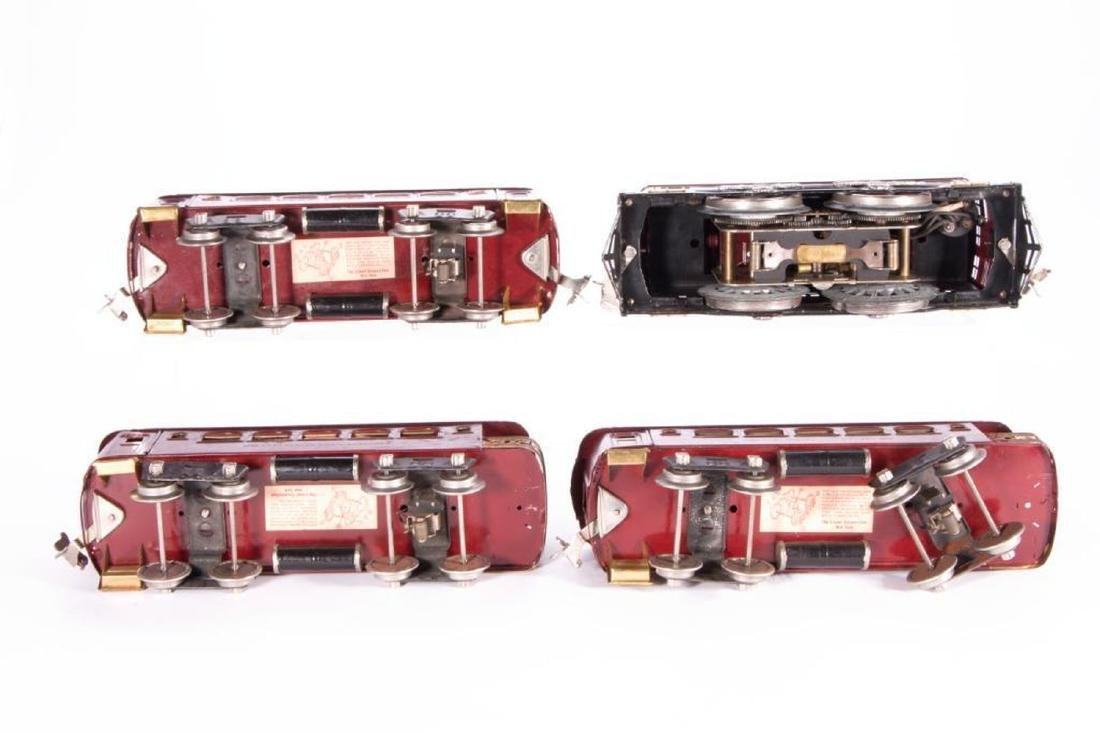 Lionel Standard Gauge Set 350 8/35/36 with Extra 36 - 4