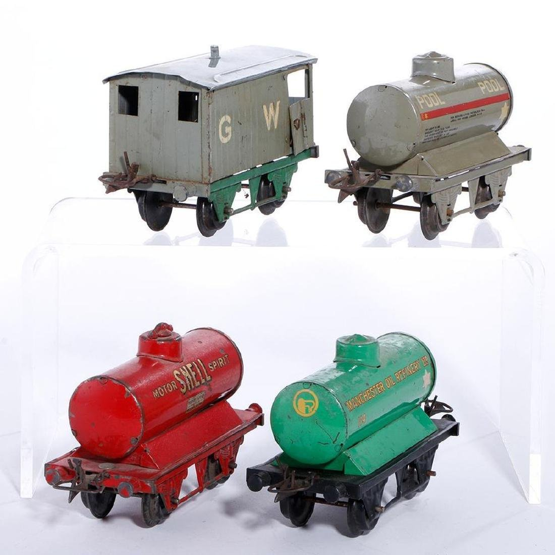 Group of Hornby freight cars - 3