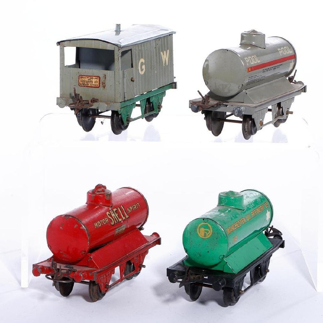 Group of Hornby freight cars - 4